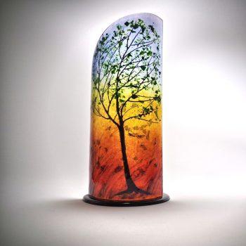 Sunset Sculpture