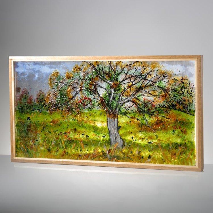 Autumn Oak Picture