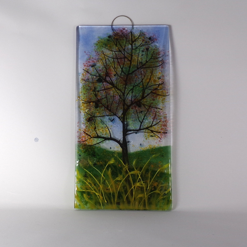Autumn Colours Wall Hanging
