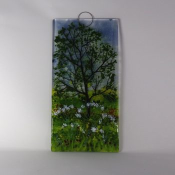 Cow Parsley'Wall Hanging
