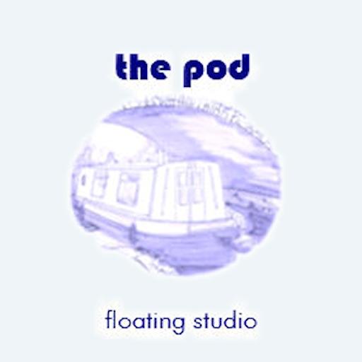 site icon the pod floating studio