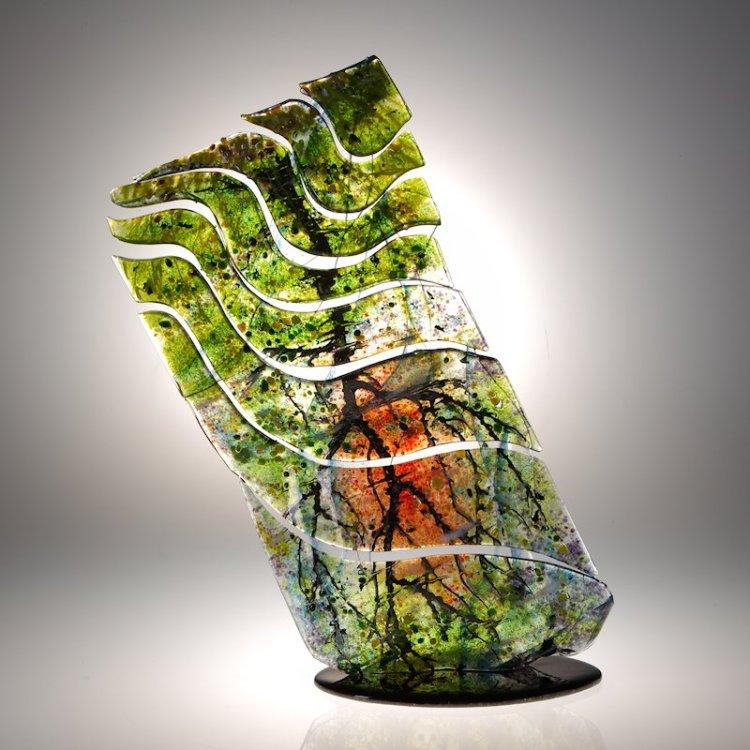 Pebble Sculpture