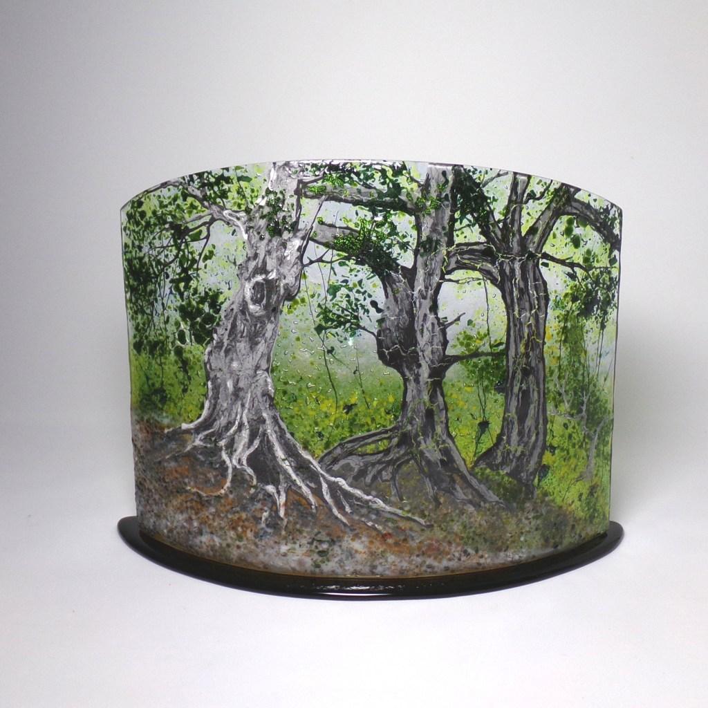 Foxhill Woods Northrepps sculpture